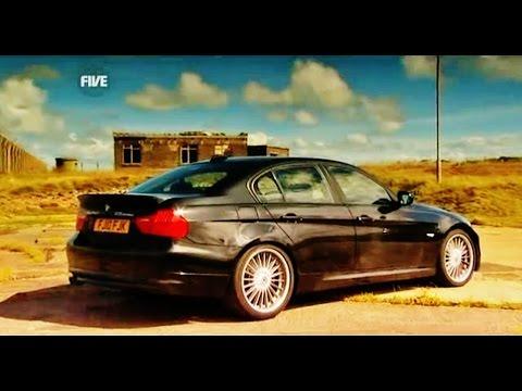BMW Alpina D3 Bi-Turbo (E90 LCI) rewiev by Tiff Needell