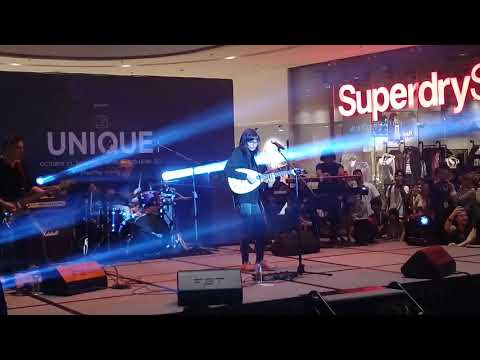 UNIQUE - Ozone (Itulak Ang Pinto) | Shangri-La Plaza Presents: Unique (October 13, 2018)