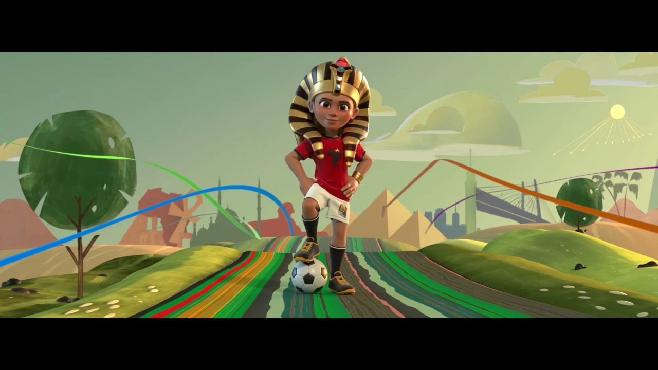 The Official Mascot of Total AFCON Egypt 2019 | Total Africa