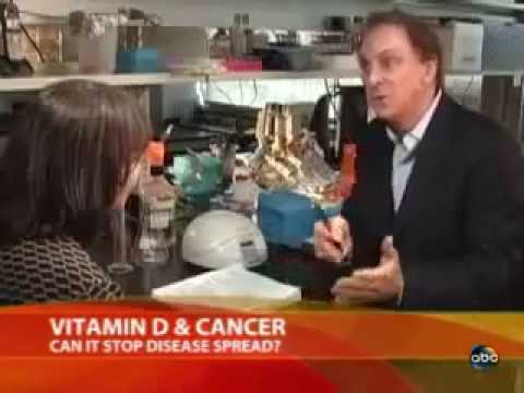 Study  Vitamin D Kills Cancer Cells   ABC News