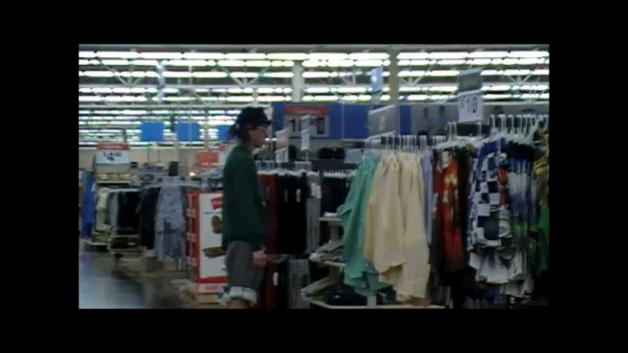 Stalking people in Walmart - YouTube Stalker People