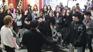 킹덤즈(Kingdoms)/ Her-블락비(Block B) 20191014 홍대(HongDae) 버스킹(Bus…