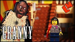 Мультфильм про Лего Гренни и как с ней боролось ФБР (полная версия) / Lego stop motion