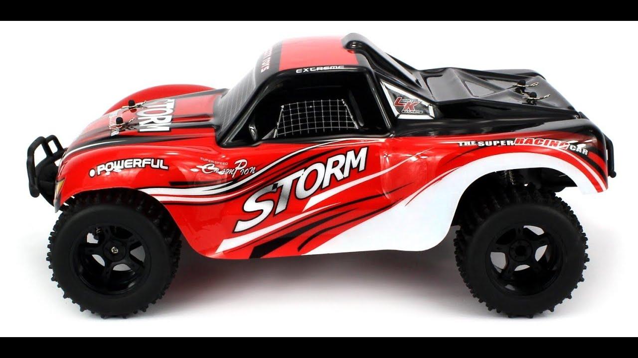 Échelle Truggy Véhicule Off Road Velocity 1 Jouet Toys Storm 10 NkPnwO80X