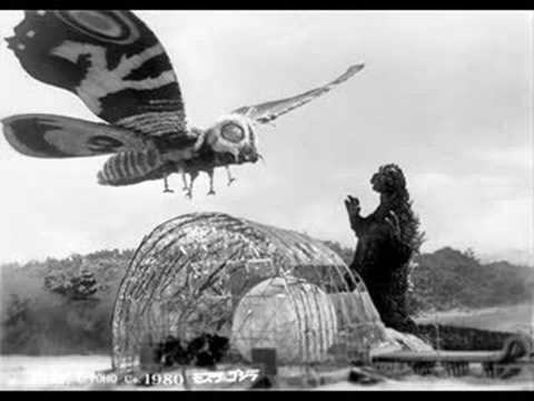 Godzilla vs. Mothra (1964) Main theme