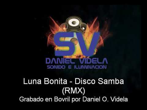 Disco Samba RMX - Luna Bonita