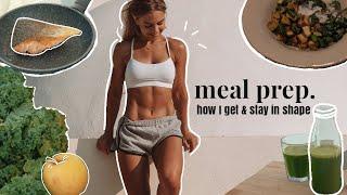 MY SECRET to geтting & staying in shape