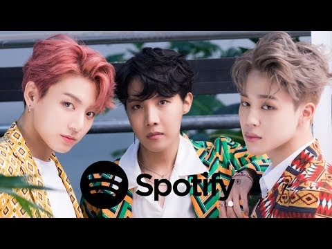 MOST STREAMED KPOP SONGS OF 2018 ON SPOTIFY | SEPTEMBER