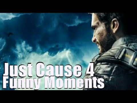 Just Cause 4 Funny Moments |