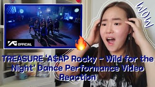 Hello, welcome to my channel! i reacted treasure 횸레저 'a$ap rocky - wild for the night' dance performance video. due high requests, have finally react...