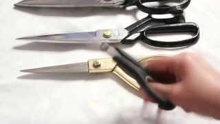 видео Материалы и инструменты для кроя и шитья