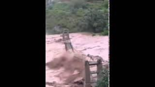 Dadyal rain water   Floods landslide 2014 sept