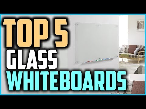 top-5-best-glass-whiteboards-in-2019