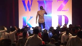 Wizkid Performs Love My Baby