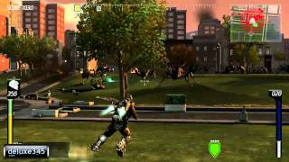 Earth Defense Force: Insect Armageddon Gameplay (PC HD)