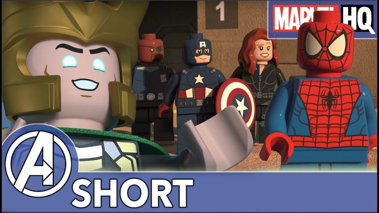 Download Spidey Gets Angsty!   Marvel LEGO: Maximum Overload   Episode 5 (FINALE)