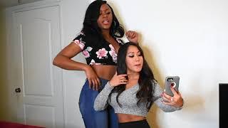 When Short Girls Have Tall Friends!