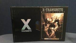 X-Transbots APOLLYON