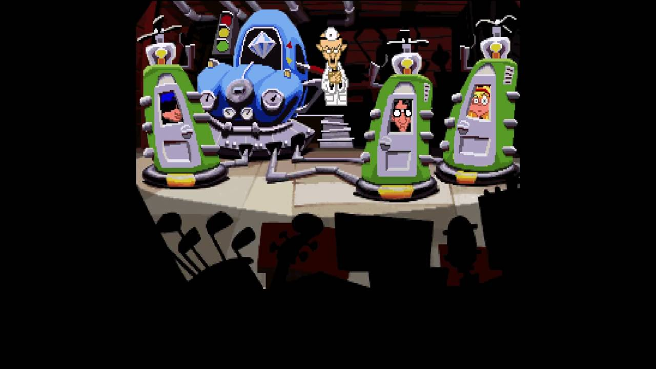 Day of the tentacle remas+ered Playstation trailer