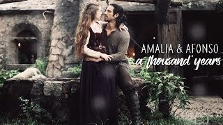 Amalia & Afonso | A Thousand Years