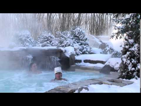 L'hiver dans les Laurentides!