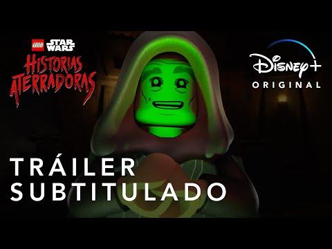 LEGO Star Wars: Historias Aterradoras   Tráiler Oficial subtitulado   Disney+