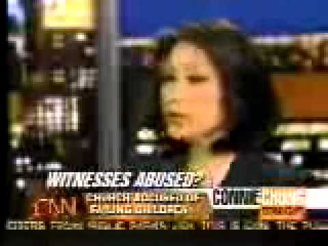 CNN Connie Chung  Interview  on Jehovahs Witnesses / Watchtower - August 14, 2002