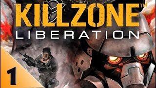 Killzone - Liberation [PSP] walkthrough part 1