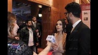 كارمن سليمان وزوجها مصطفى جاد يكشفان عن طقوسهما فى رمضان .. فيديو