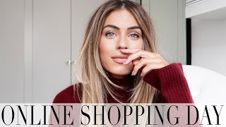 LUXURY ONLINE SHOPPING | Lydia Elise Millen | VLOGMAS DAY SEVEN