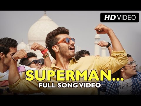 SUPERMAN Official Full Song Video | Tevar | Arjun Kapoor