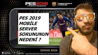 PES 2019 MOBİLE SORUNU