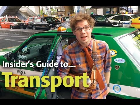 Insider's Guide to... Tokyo's Transport
