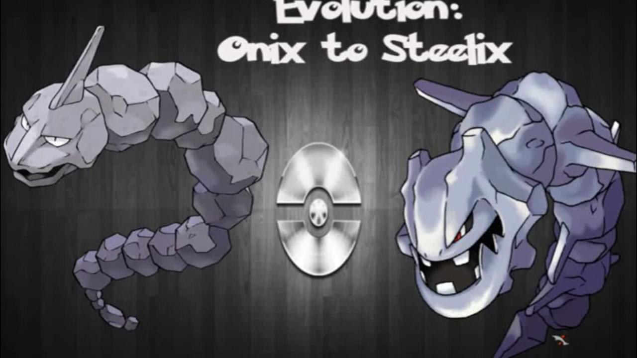 Pokemon Steelix Evolution Pokemon Go Generation ...