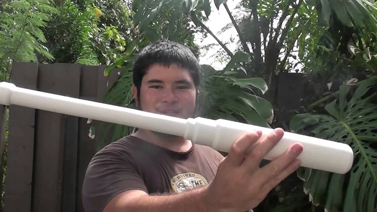 How to Make Light Indian Clubs or Clubbells With PVC Pipe Part 3 +  Watermelon - YouTube