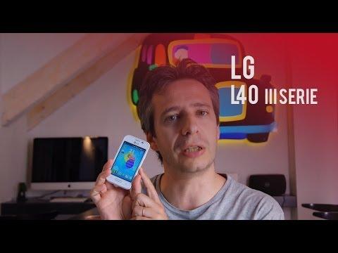 LG L40 serie III la recensione di HDblog