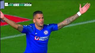 Resumen | Necaxa 0 - 0 Cruz Azul | Liga...