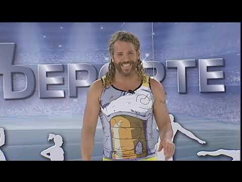 +Deporte en casa Aerodance Paco Gallego 11 05 2020