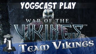 War of the Vikings Rumble - Team Vikings - Part 1