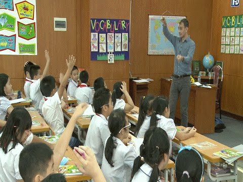 Demo tiết giảng mẫu Tiếng Anh 4 Tập 2 : Tiết 3/ Unit 11/ Lesson1