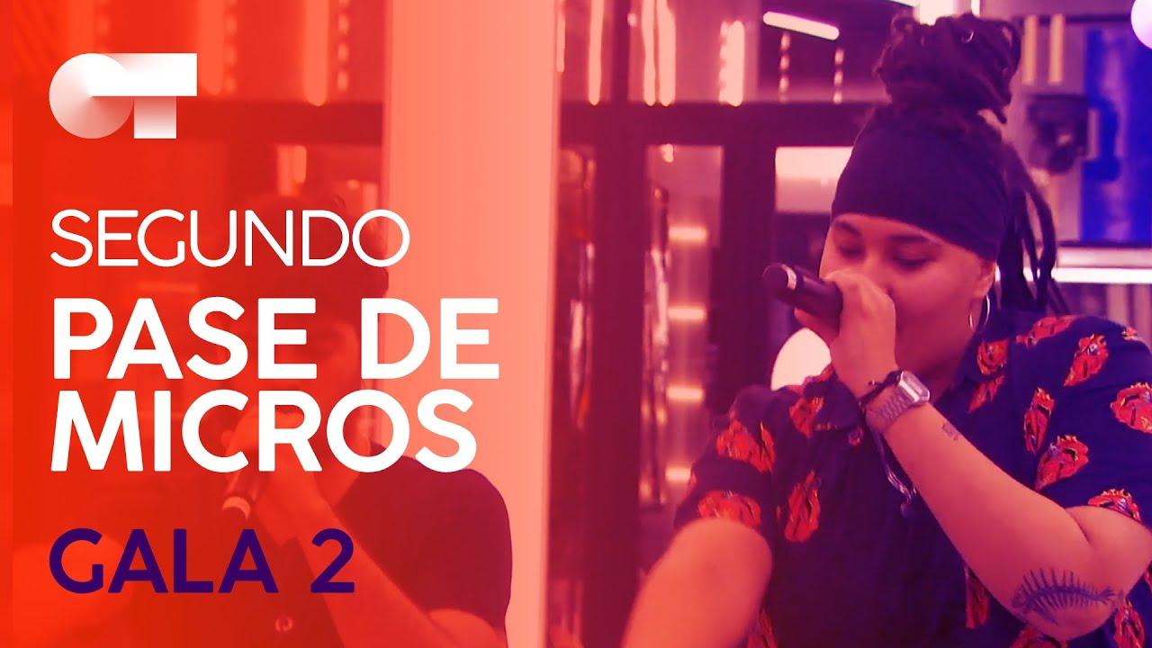 Bonita Rafa Y Eli Segundo Pase De Micros Gala 2 Ot 2020 Youtube