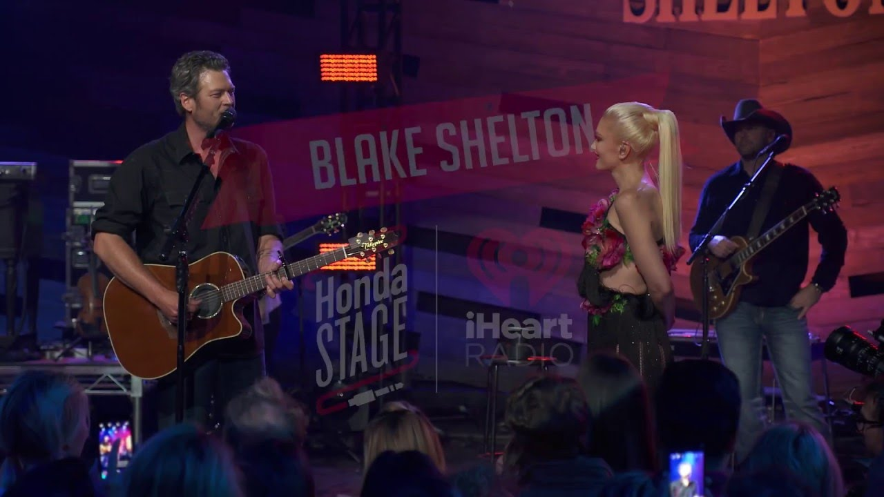 Blake Shelton en Gwen Stefani - Go Ahead and Break My Heart