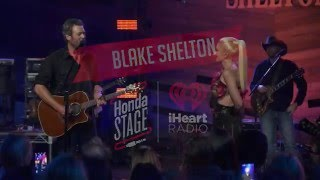 Blake Shelton - Go Ahead and Break My Heart (Live on the Honda Stage at