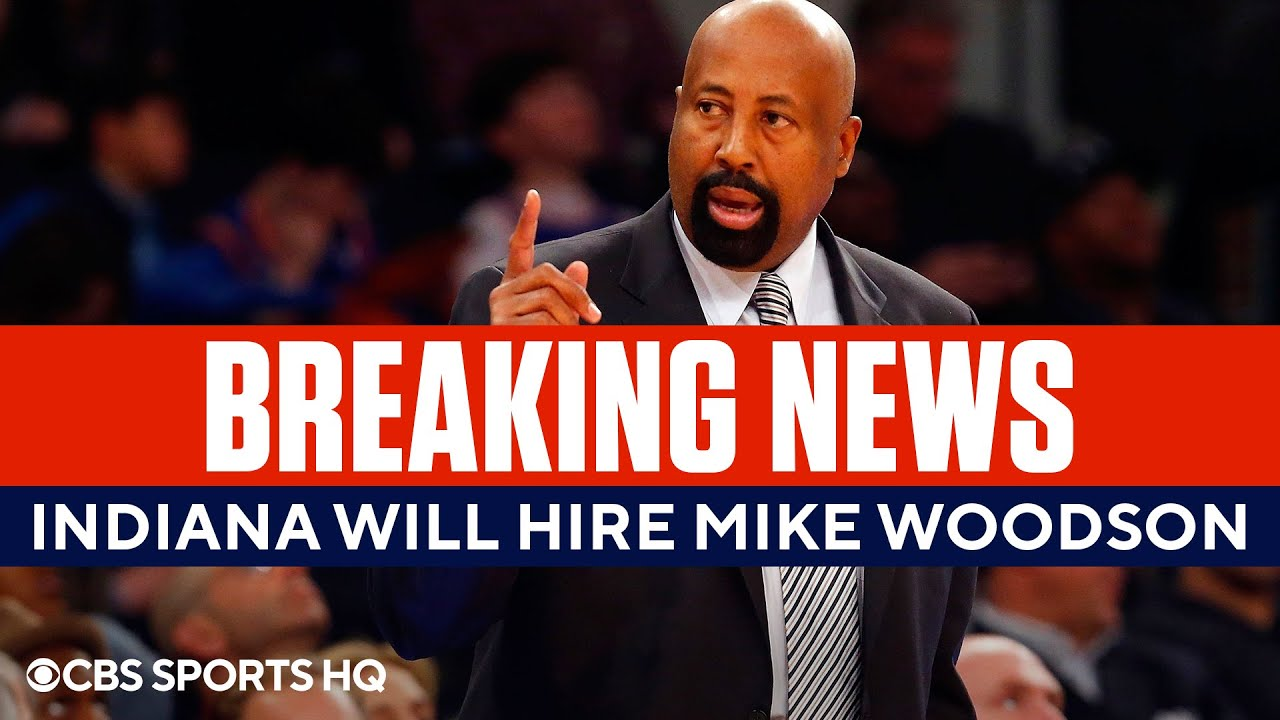 What you need to know about new IU basketball coach Mike Woodson