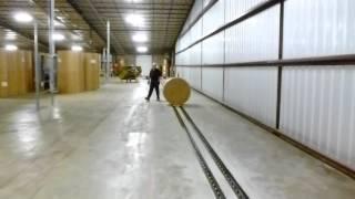 V-8 Smc Ez-roll Track System