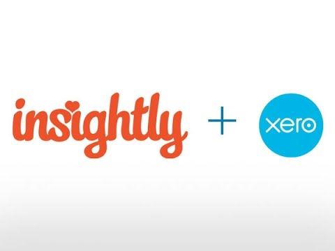 Insightly and Xero: Get the Full Picture of Your Business