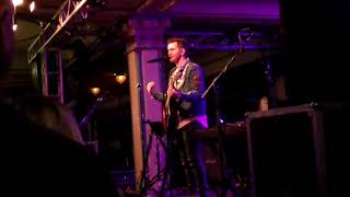 Andy Grammer Singing Pocket At The VIP Party