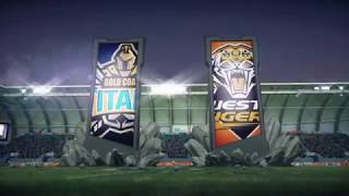 WEST TIGERS CAREER - RUGBY LEAGUE LIVE 3 - ROUND 1