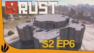[FR] Rust - S2 Ep6 - Base quasiment terminée