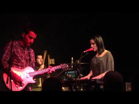 """The Material - """"Let You Down"""" (Live in San Diego 3-9-12)"""